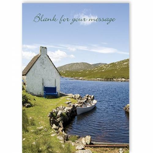 Any Message Any Occasion Irish Scenic Card